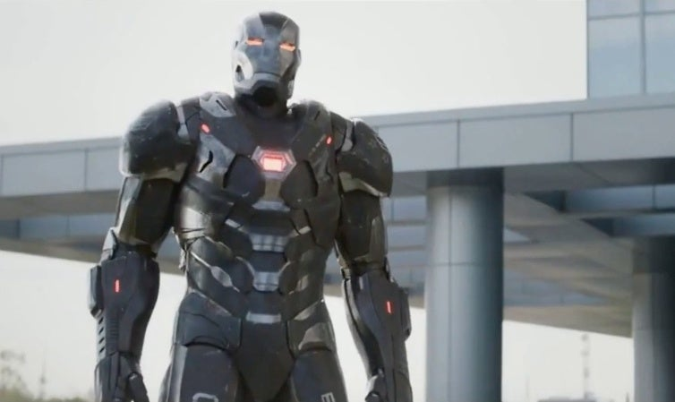 war machine endgame