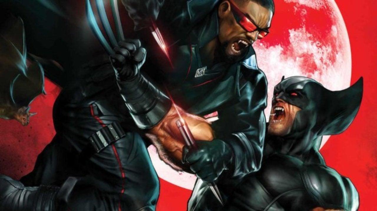 Marvel Announces 'Wolverine vs. Blade'