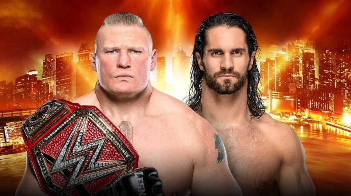 WrestleMania-35-Brock-Lesnar-Seth-Rollins