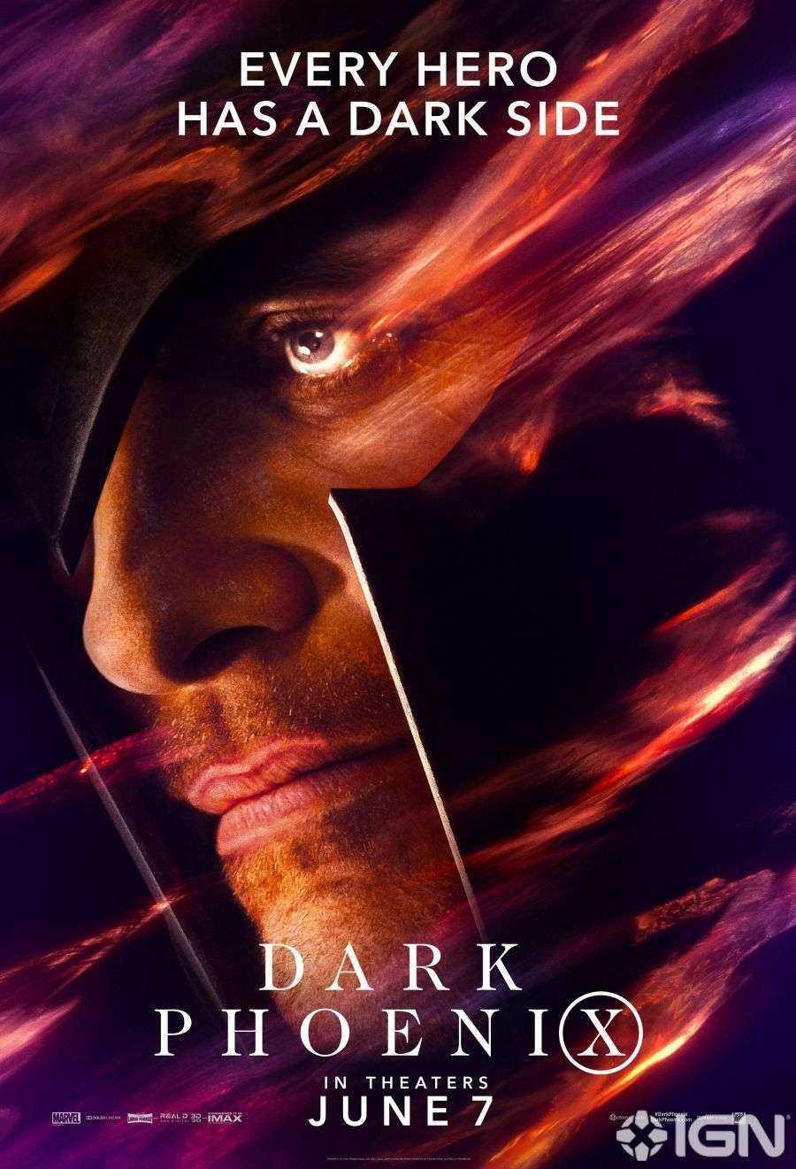 X-Men Dark Phoenix Movie Poster 05