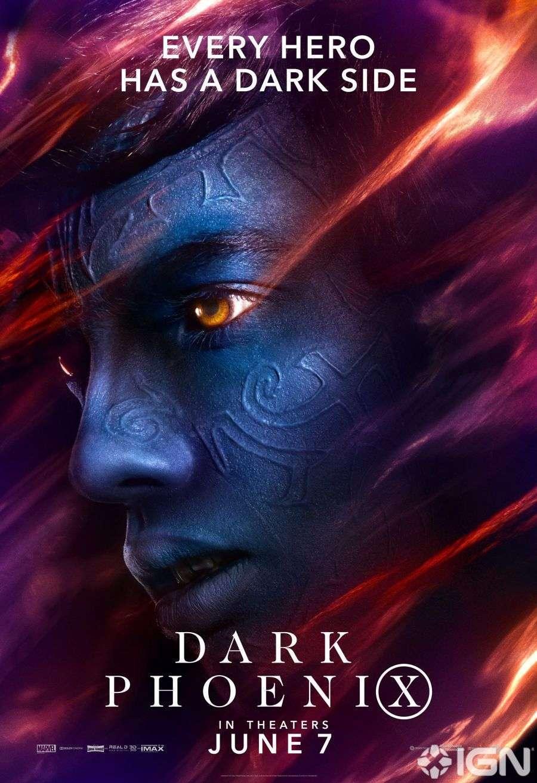 X-Men Dark Phoenix Movie Poster 07