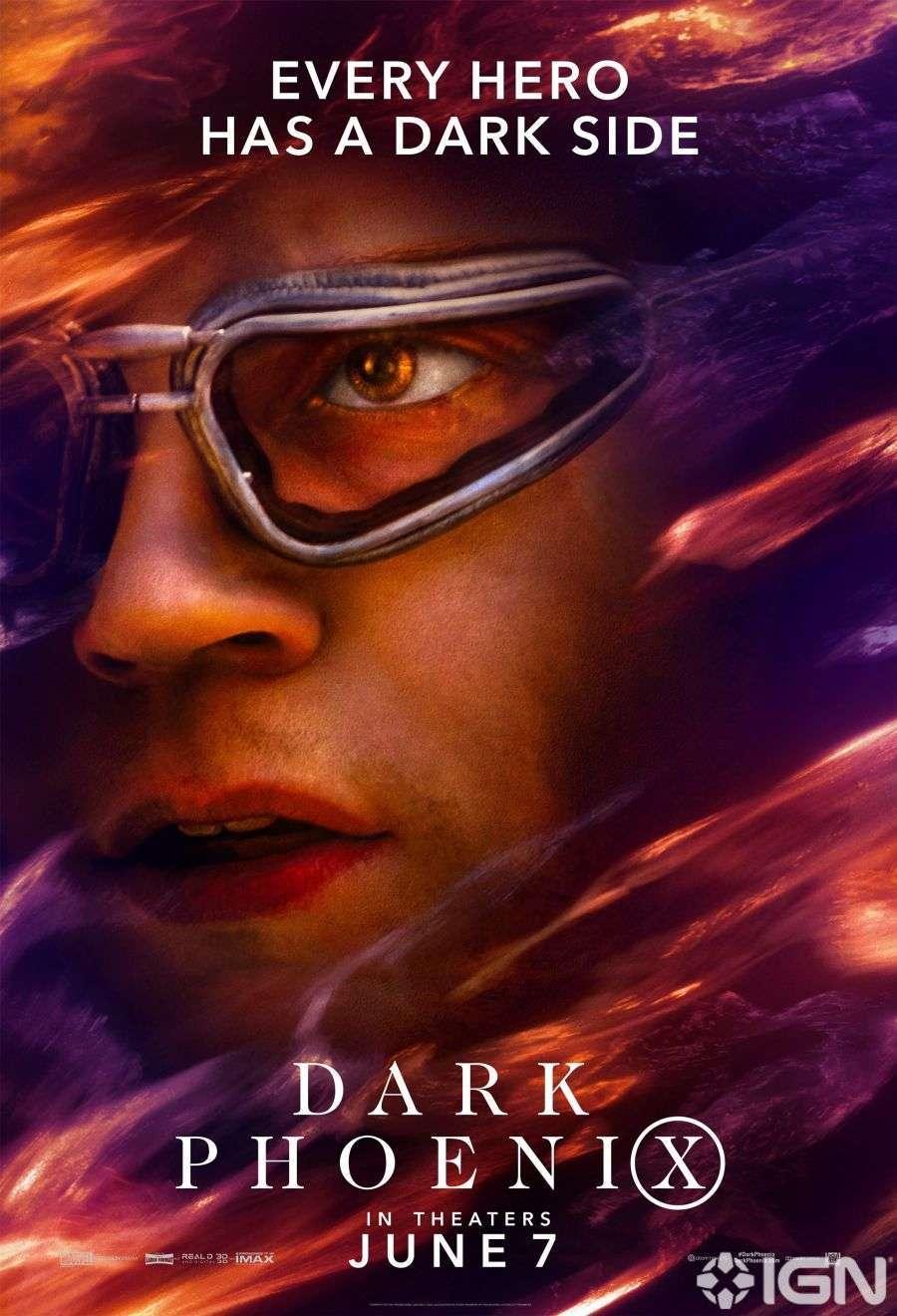 X-Men Dark Phoenix Movie Poster 09