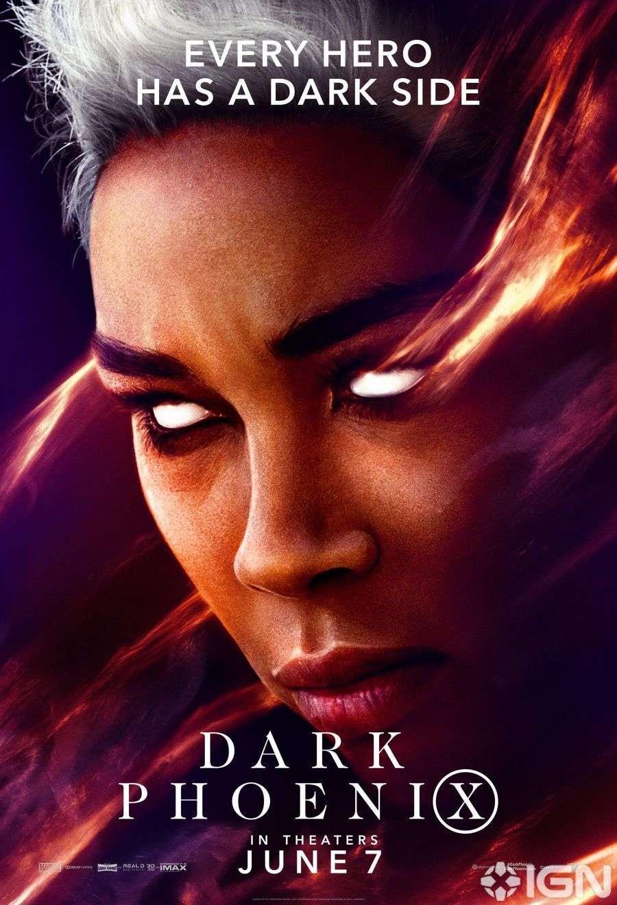 X-Men Dark Phoenix Movie Poster 10