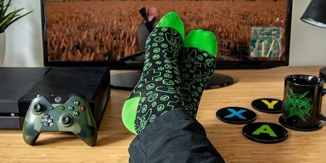 Xbox Gear Line Numskull Designs