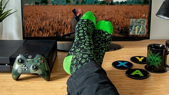 New Official Xbox Gear Line Launched by Numskull Designs