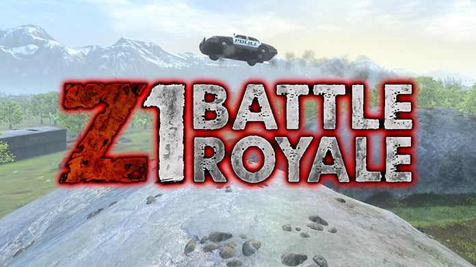 Z1 Battle Royale Daybreak Games