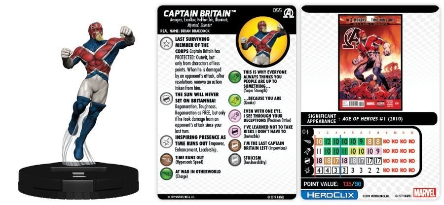 055 Captain Britain (SR)