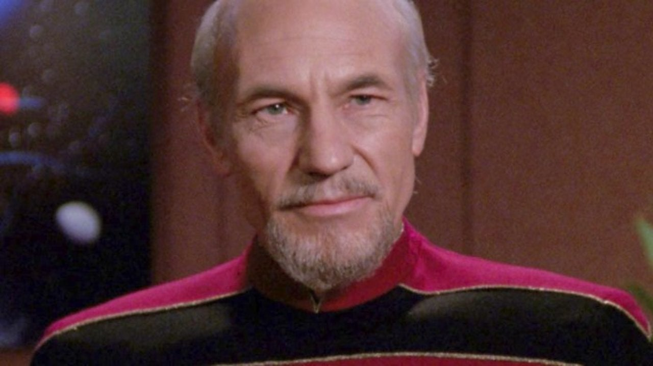 Star Trek: Picard Trailer Reveals Jean-Luc's New Starfleet Rank