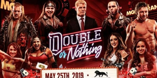 aew double or nothing - photo #2