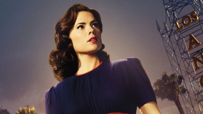 Agent Carter Peggy Carter Hayley Atwell