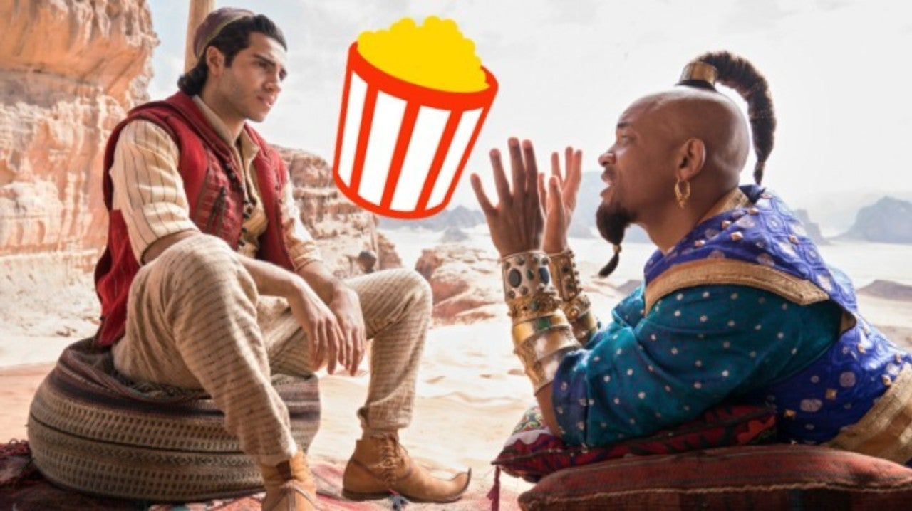 Disney's Aladdin Launches With Very Positive Audience Score on Rotten Tomatoes