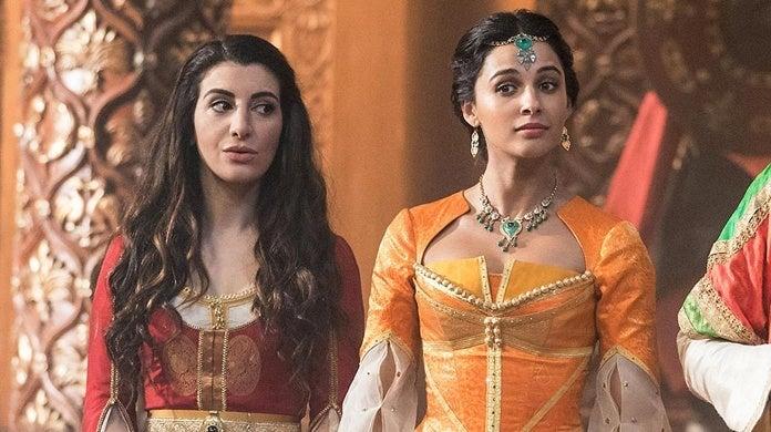 Aladdin-Nasim-Pedrad-Naomi-Scott-Jasmine-Dalia