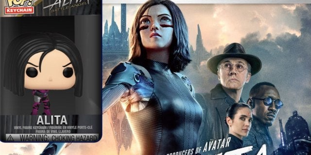 Alita: Battle Angel Getting Walmart Exclusive Blu-ray, DVD