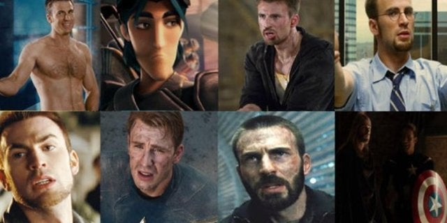 Marvel's Chris Evans Has Played More Comic Book Characters Than You Think