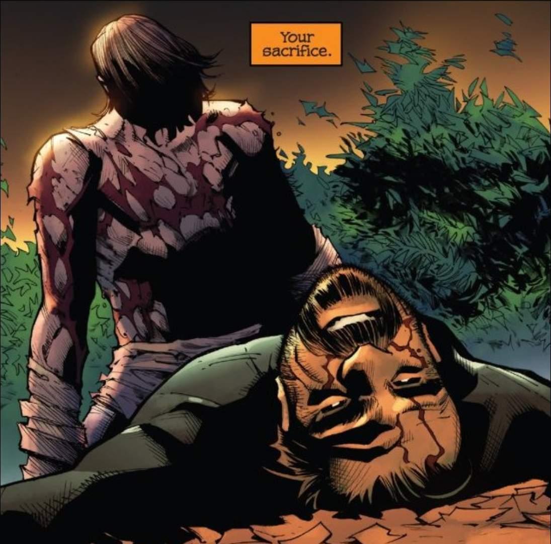 Amazing Spider-Man Hunted Kraven Death