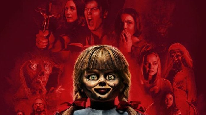 Annabelle 3 Comes Home Poster