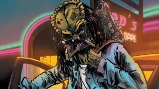 Archie vs. Predator II Cover Gallery
