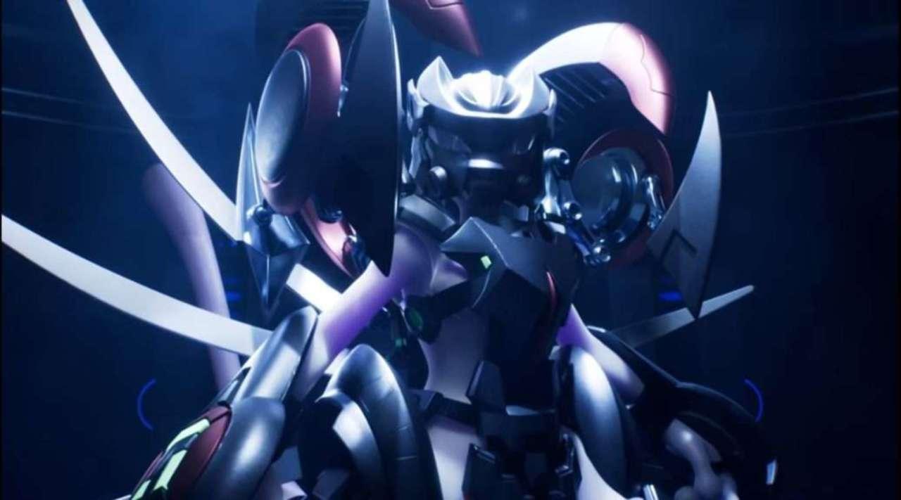 Pokemon Armored Mewtwo Figure Announced