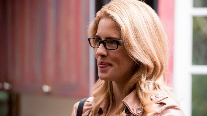 Arrow Felicity Emily Bett Rickards
