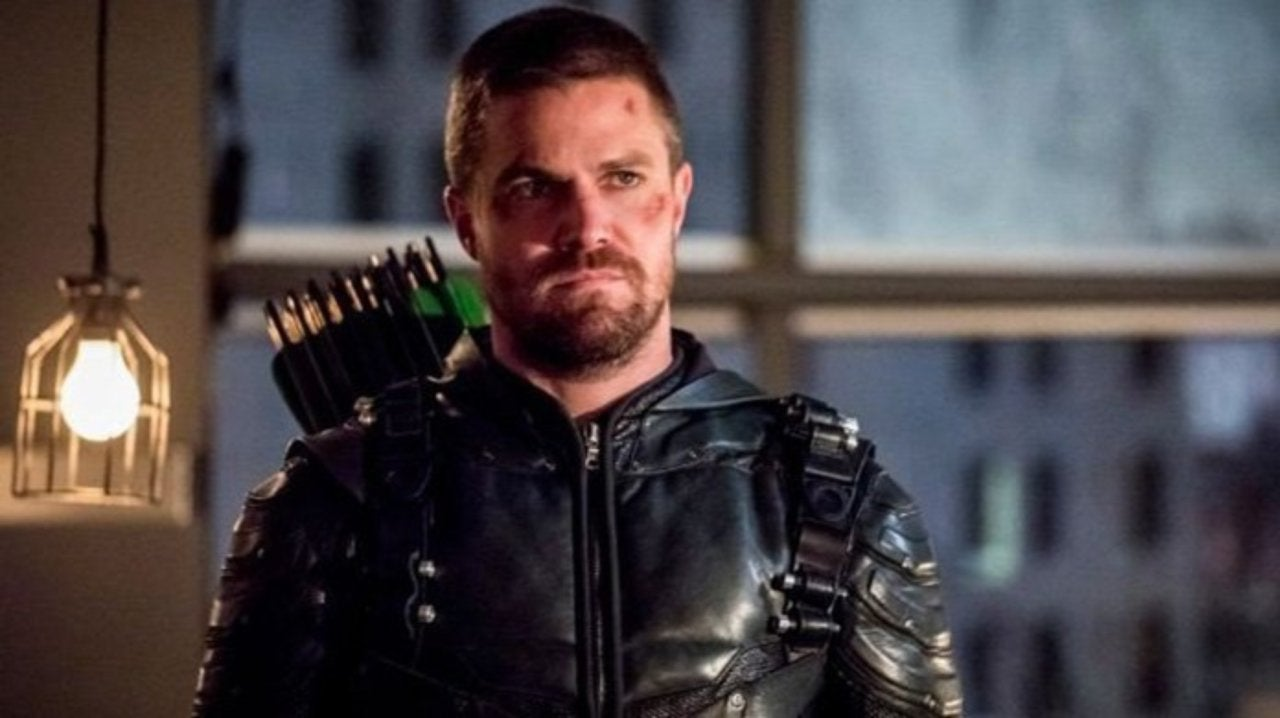 Arrow's Stephen Amell Surprised to Learn He Won a Teen Choice Award