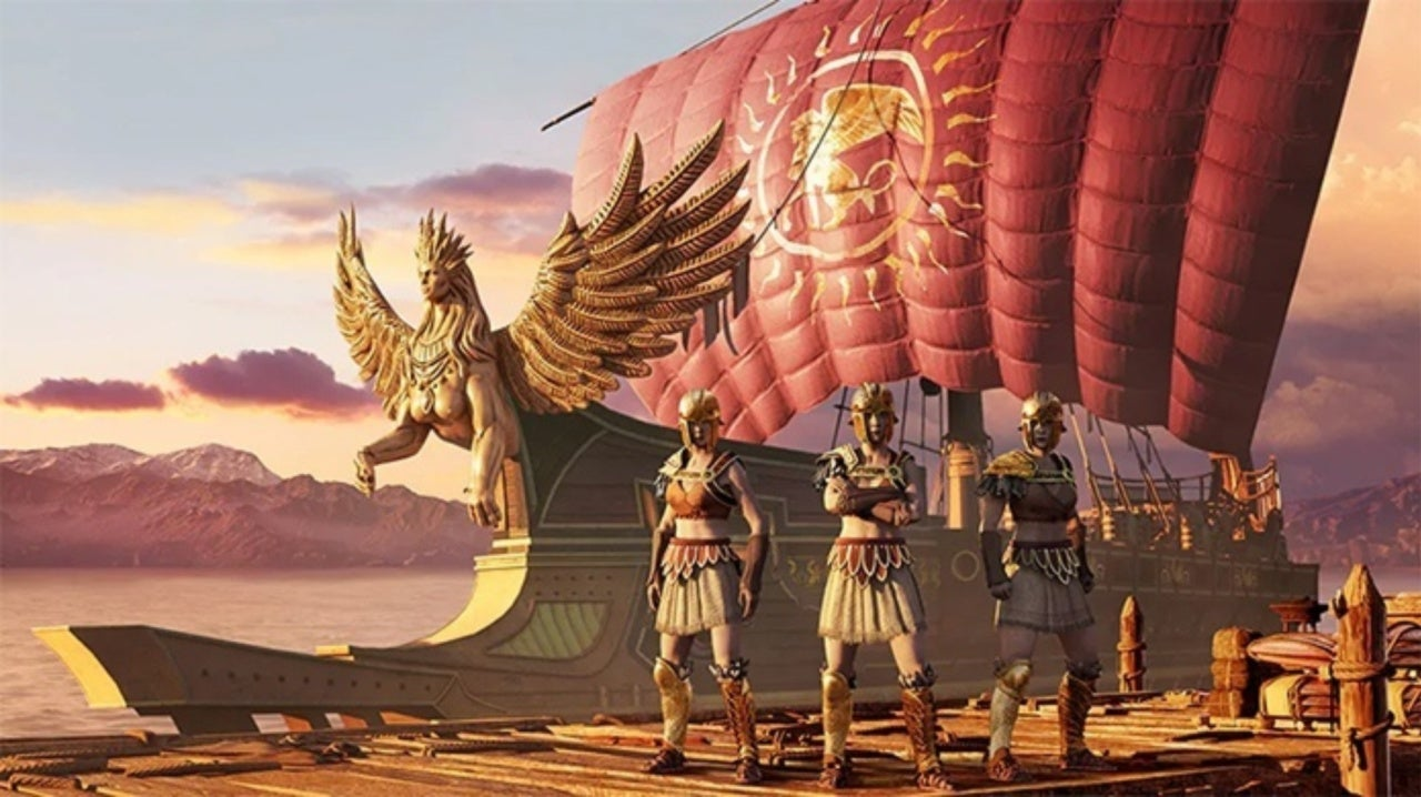 Assassin's Creed Odyssey: The Fate of Atlantis Episode 2 Arriving Soon