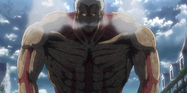 Attack on Titan Armored Titan Powers