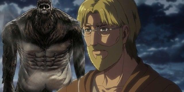 Attack on Titan Season 3 Beast Titan Name Zeke Yeager
