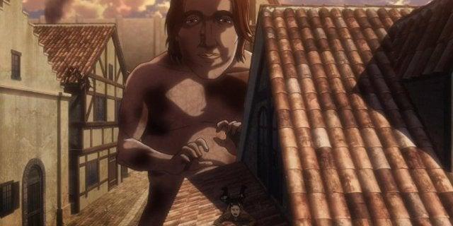 Attack on Titan Season 3 Marcos Death Scene Tetsuro Araki Cameo Easter Egg