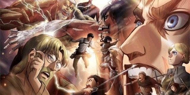 Attack On Titan Season 3 Part 2 Highest Rated My Anime List