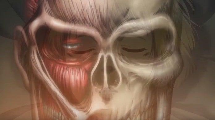 Attack on Titan Season 3 Part 2 Opening Credits Armin Colossus TItan Spoiler