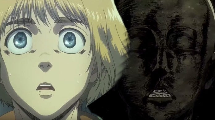 Attack on Titan Season 3 Part 2 Opening Credits Armin Death Corpse Spoiler