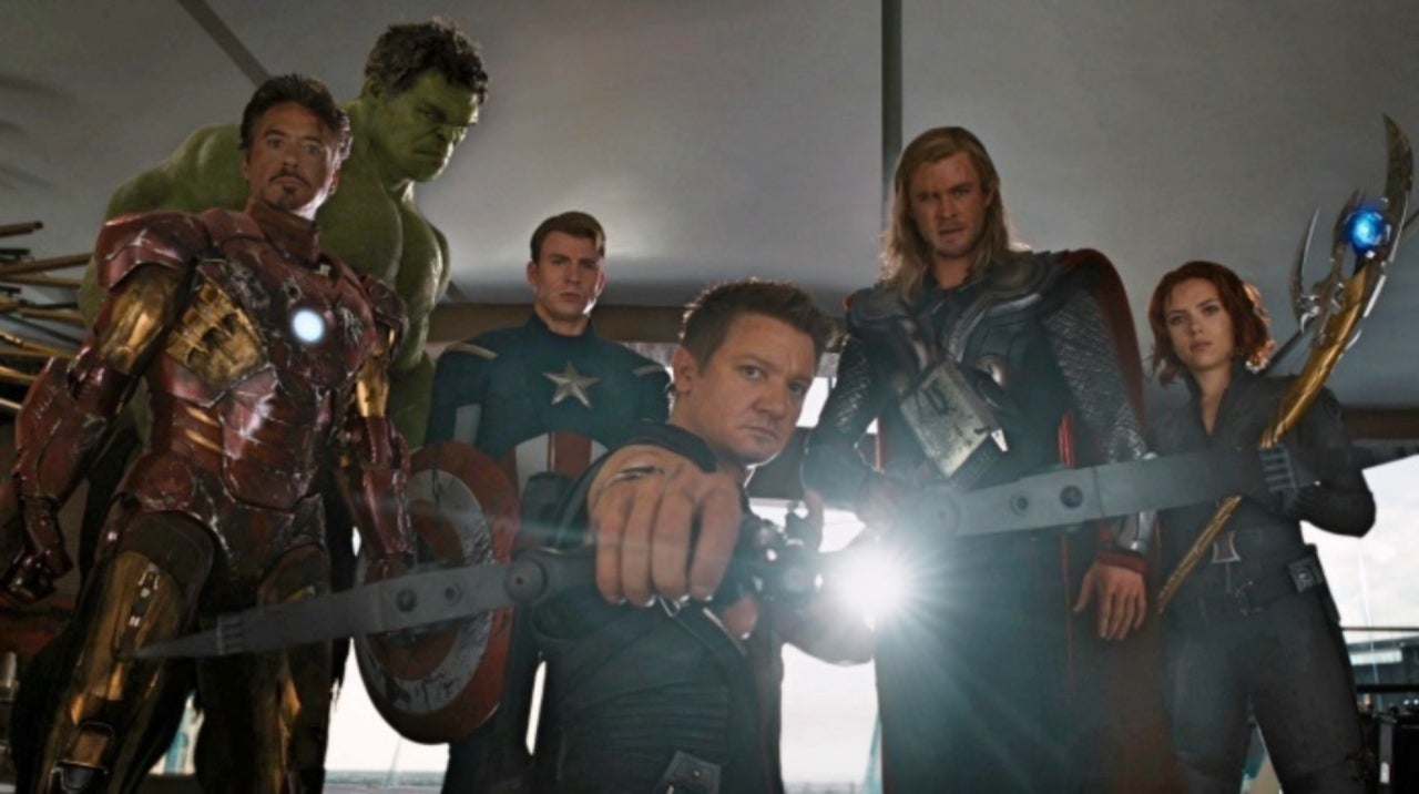 Russo Brothers Share New Original Avengers BTS Photo