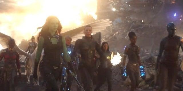 Avengers Endgame Logikfehler