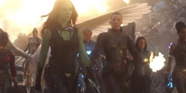 Avengers: Endgame Behind-the-Scenes Video Shows the Women of Marvel Celebrated by Robert Downey Jr.