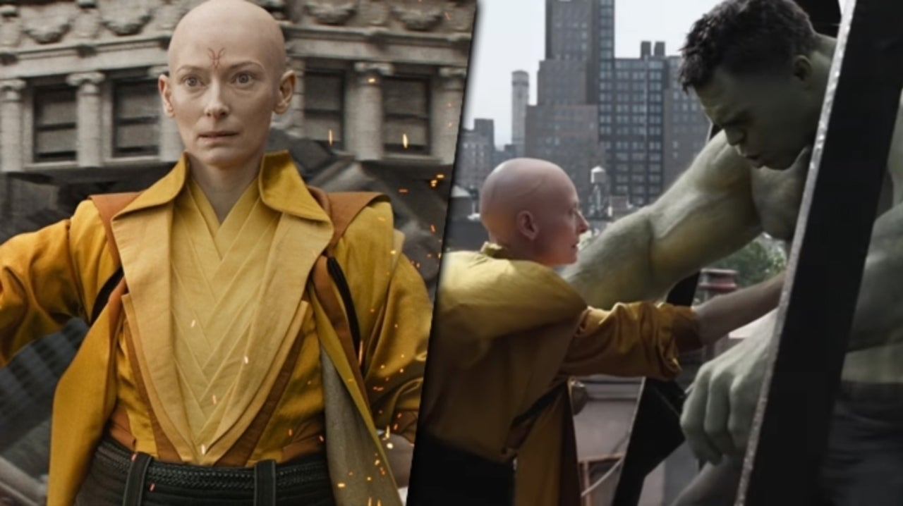 Tilda Swinton Had to Reshoot Avengers: Endgame Scenes Because of Key Changes to Time-Travel Rules