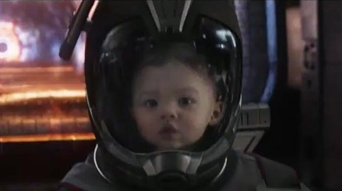 avengers endgame baby ant man