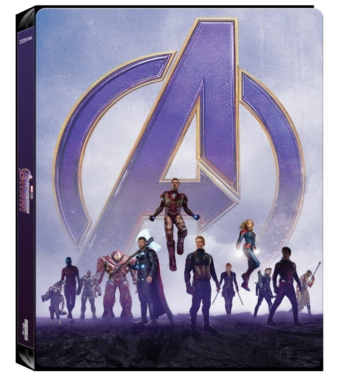 Avengers Endgame Best Buy