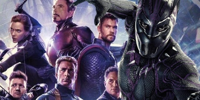 avengers endgame black panther