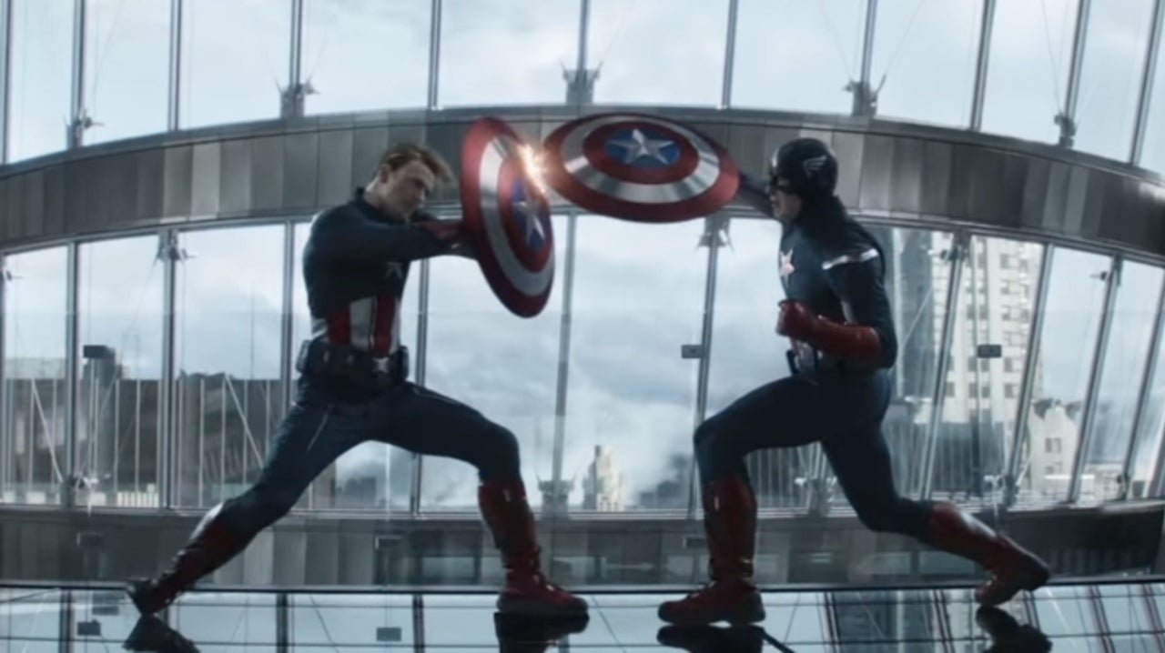 Breaking Down the Iconic Captain America Fight with the Avengers: Endgame VFX Team