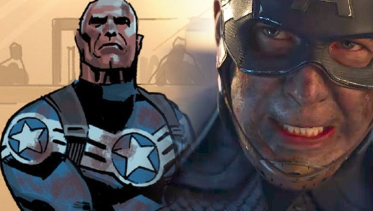 Avengers: Endgame's Body Double for Old Man Captain America Has Been Found