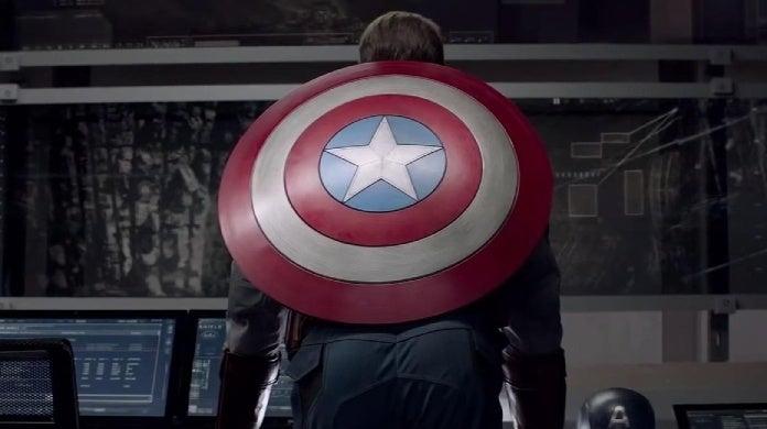 avengers endgame captain america america's ass