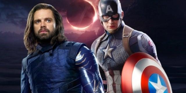 Avengers Endgame Captain America Bucky Vormir ComicBookcom