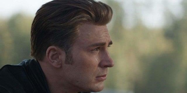 Avengers Endgame Captain America Chris Evans