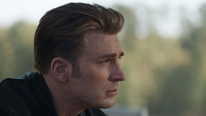Avengers Endgame Captain America Chris Evans