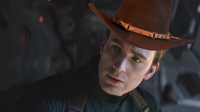 avengers endgame captain america old town road