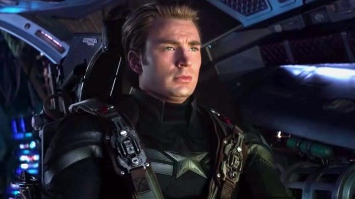 Avengers Endgame Captain America Steve Rogers