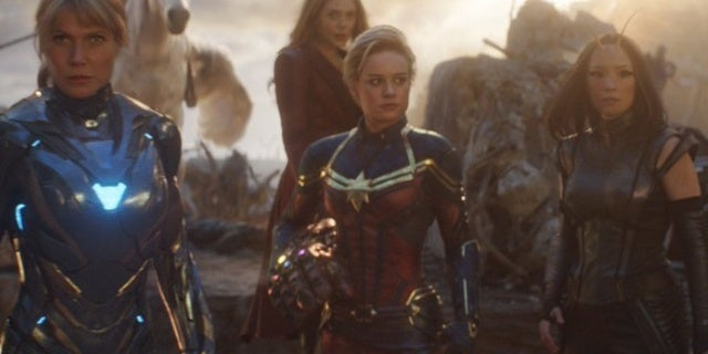 Women of Marvel Reflect on Avengers: Endgame's A-Force Moment
