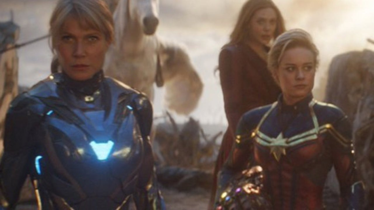 Avengers: Endgame VFX Supervisor on Further Exploring Captain Marvel's Powers