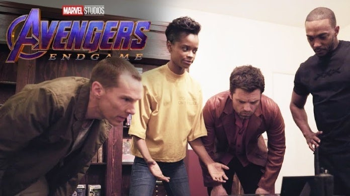 avengers endgame cast escape room