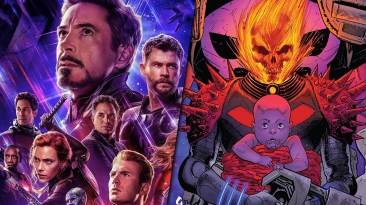 Did Avengers: Endgame Actually Reference Cosmic Ghost Rider?